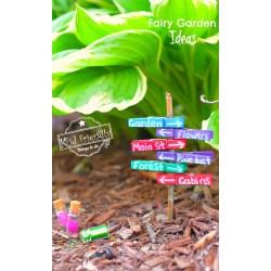 Small Crop Of Cute Fairy Garden Ideas