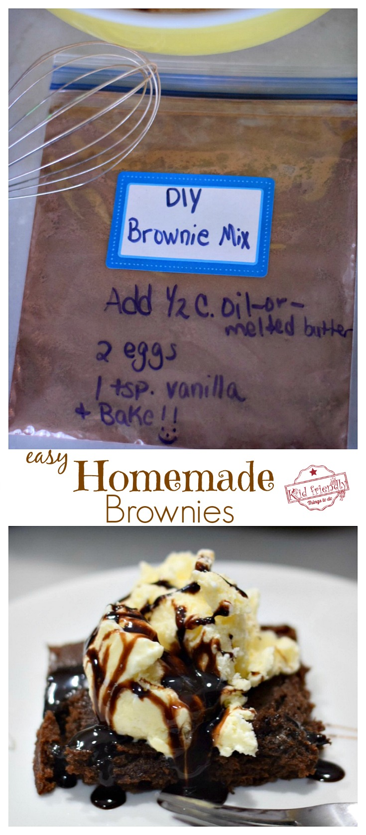 Large Of Best Brownie Mix