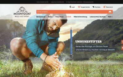 MOUNTGOAT – Image Production / Rebranding