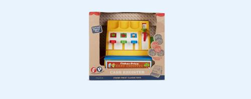 Medium Of Fisher Price Cash Register