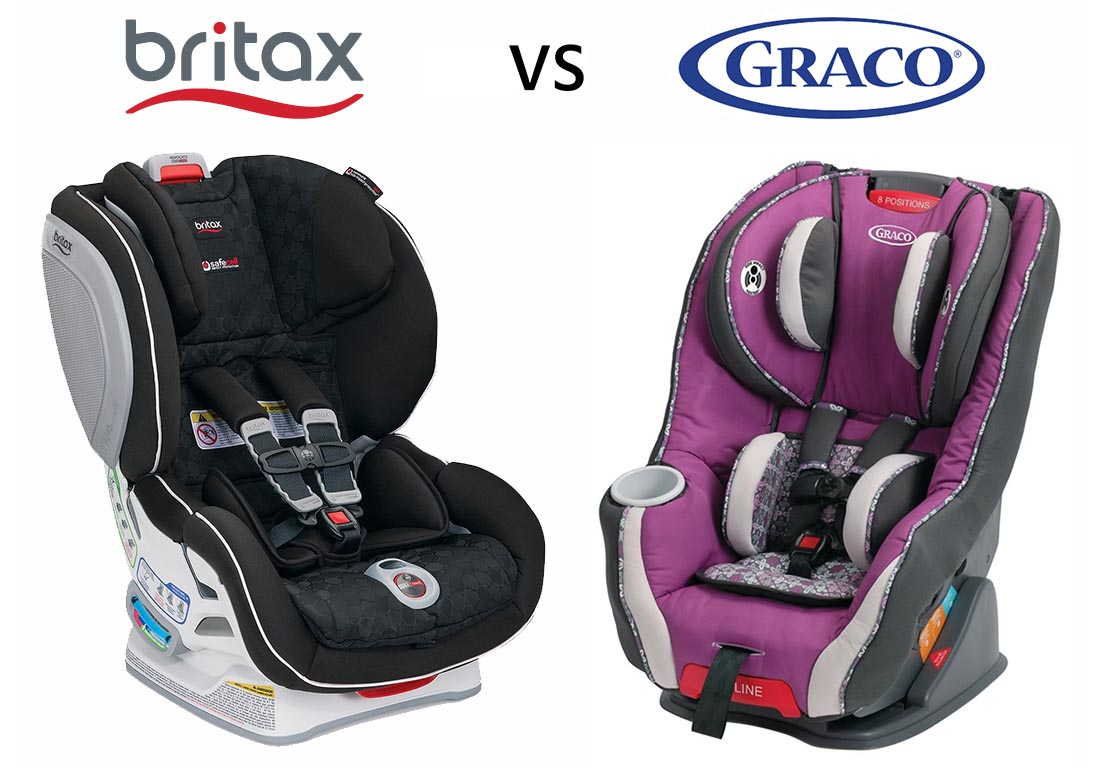 Absorbing Britax Vs Graco Britax Vs Graco Which Car Seat Brand To Kid Sitting Safe Graco Seat Vs Graco 4ever Graco Seat Replacement Parts baby Graco Smart Seat