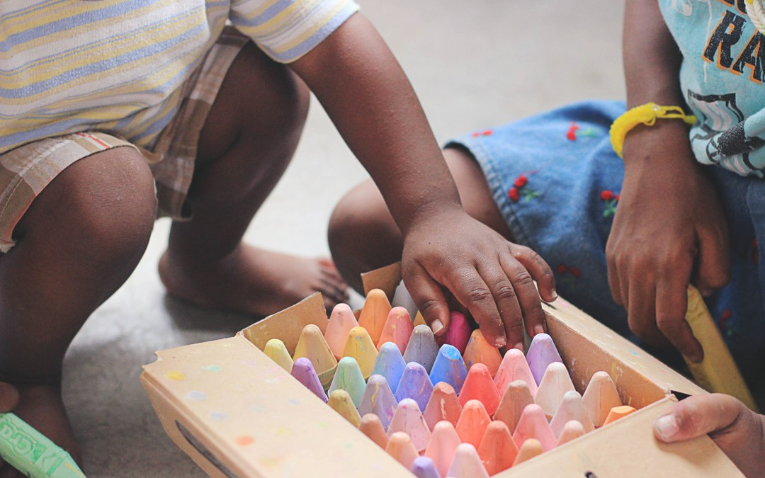4 ways to get your toddler ready for school