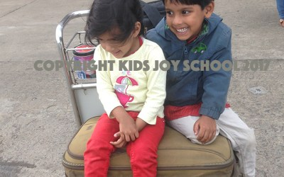 Travelling with Preschoolers