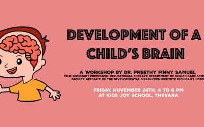 Workshop – Development of a Child's Brain