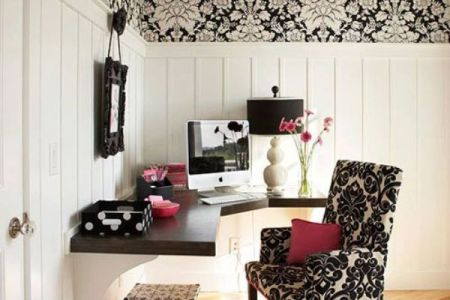 12 cool ideas for black and pink teen girls bedroom 12