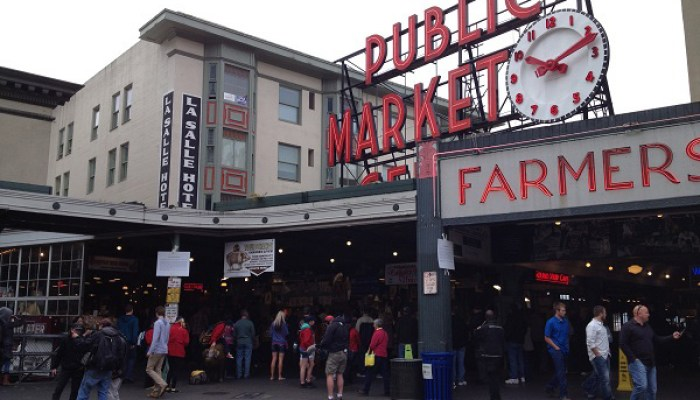 What to See: Pike Place Market in Seattle