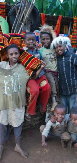 Kids in Dorze- Kid World Citizen