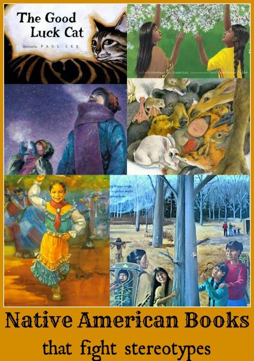 Native American Books- Kid World Citizen