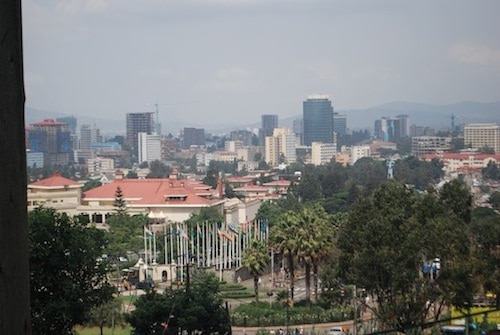 Addis Ababa Hilton Downtown- Kid World CItizen