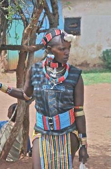 Ethiopian Woman South- Kid World Citizen
