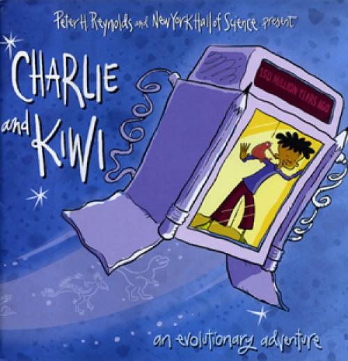 Charlie and Kiwi- Kid World Citizen