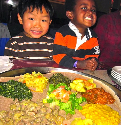 Ethiopian Christmas- Kid World Citizen