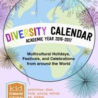 Diversity Calendar: Multicultural Celebrations