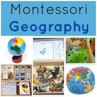 Montessori Geography Lessons