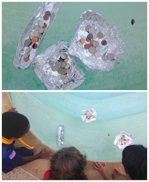 Buoyancy Boats STEM Activities- Kid World Citizen