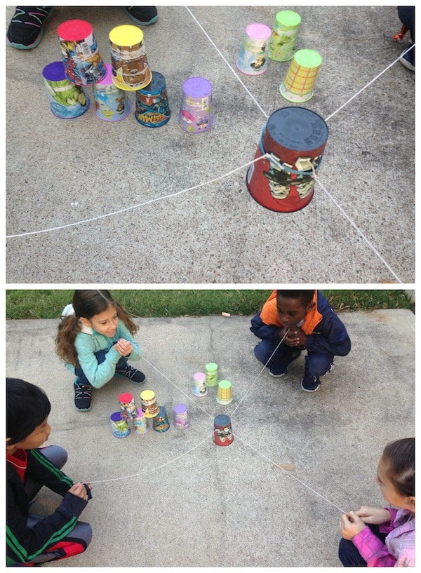 Building Challenges STEM Activities Cups- Kid World Citizen