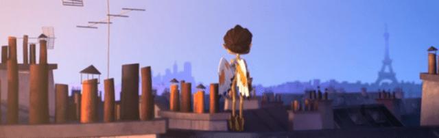 Cupidon – Animation