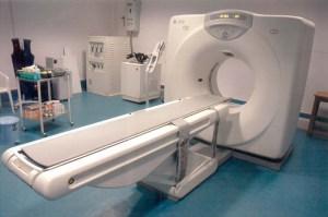 Phòng chụp CT