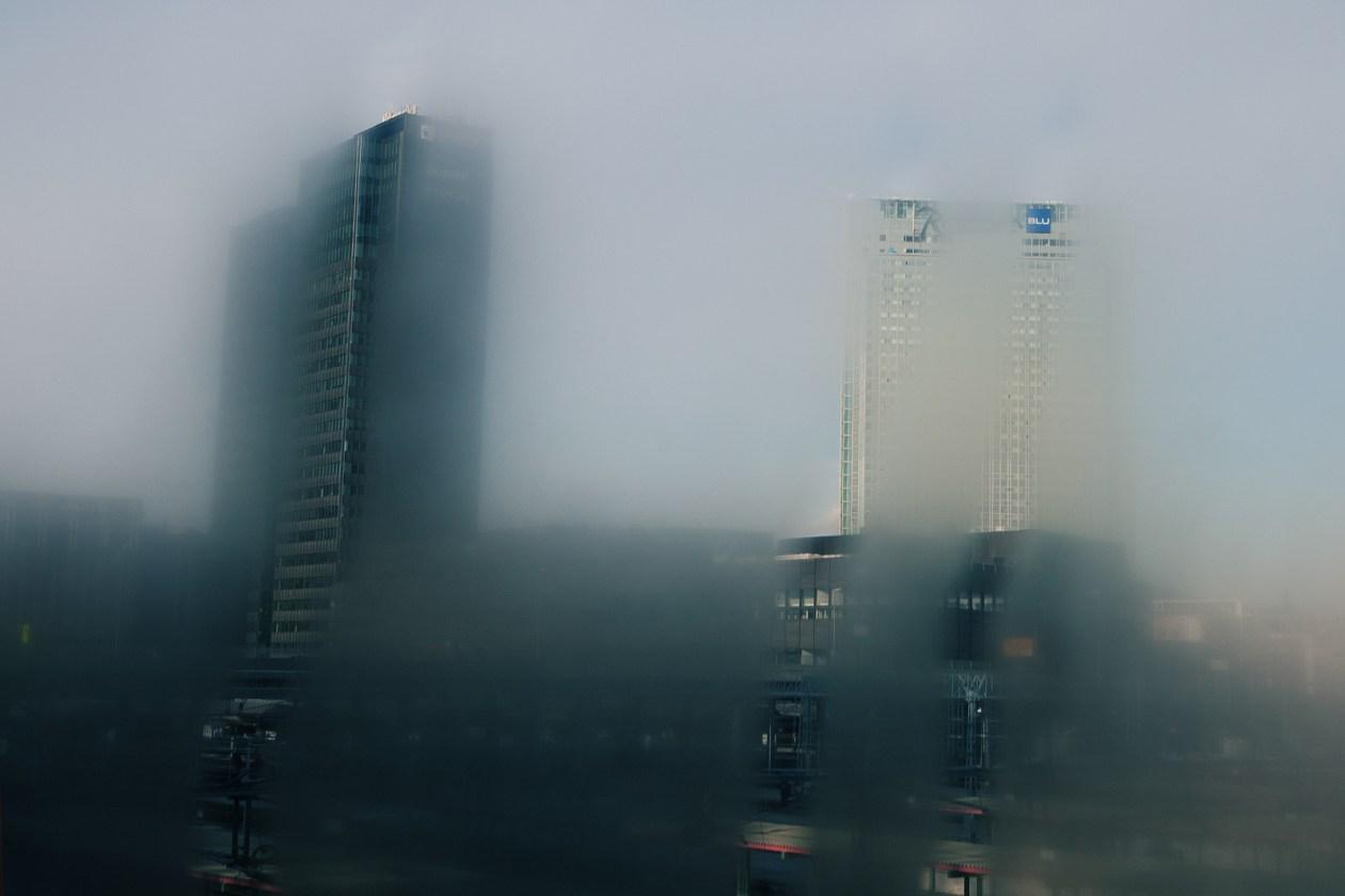 Postgirobygget vs Oslo Plaza