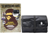 A BATHING APE(R) 2017 SPRING COLLECTION 《付録》 4ポケット・オーガナイザー