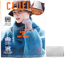 CLUEL (クルーエル) 2016年 11月号 《付録》 MACKINTOSH NY店オープン記念カードケース