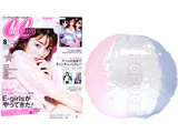 CanCam (キャンキャン) 2017年 08月号 《付録》 pucapuca(ぷかぷか)ピカピカ光る♥ゆめかわボール