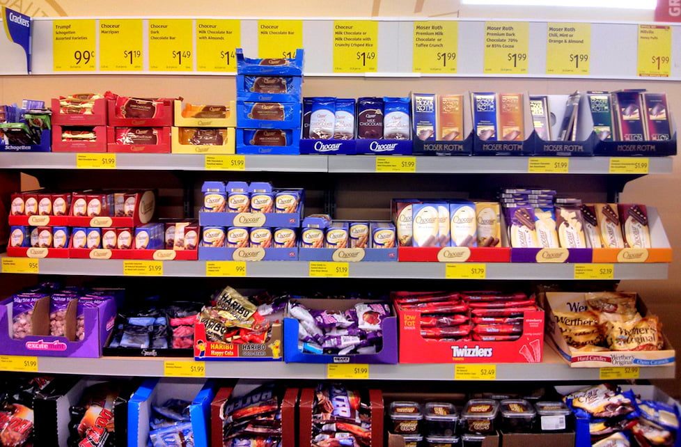 Aldi Chocolates Recalled