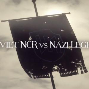 Soviet NCR vs Nazi Legion