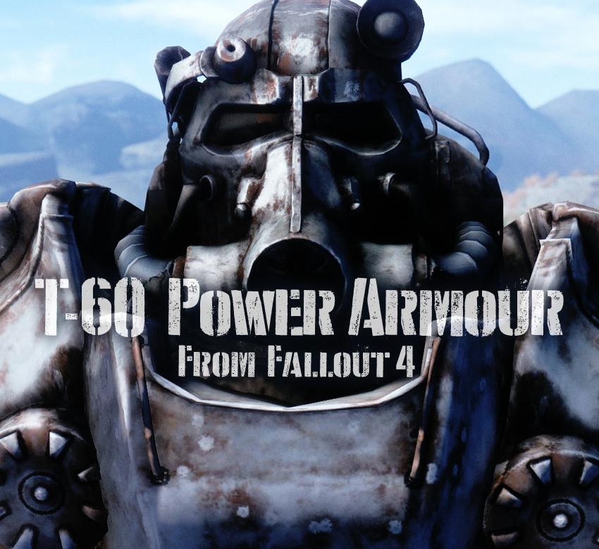 T-60 Power Armour