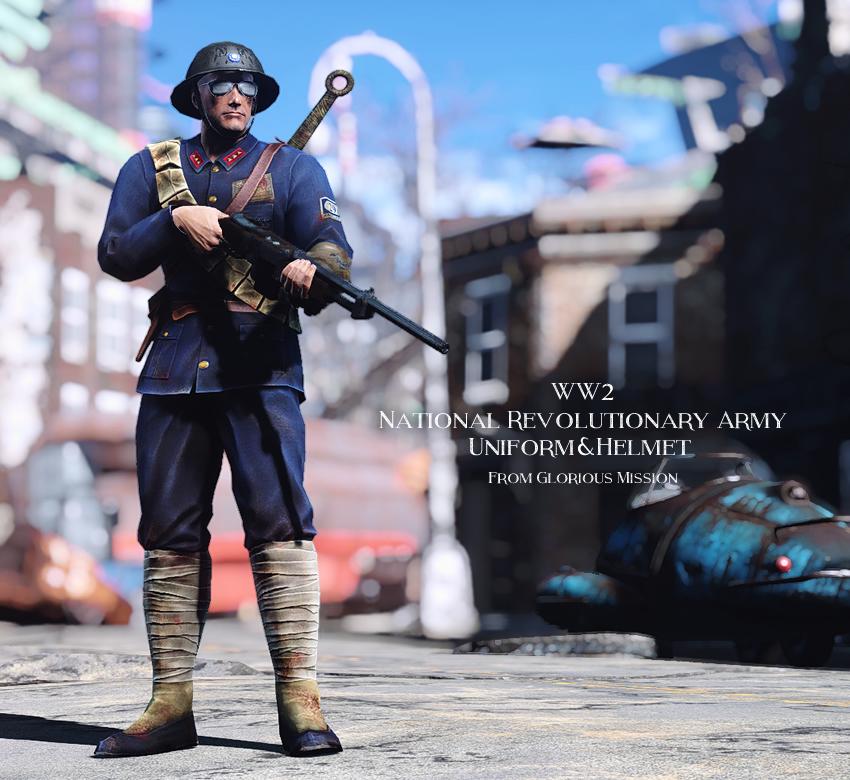 WW2-National-Revolutionary-Army