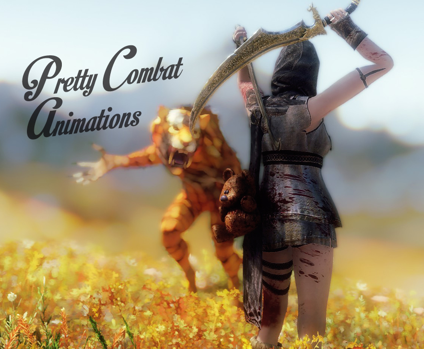 Pretty Combat Animations