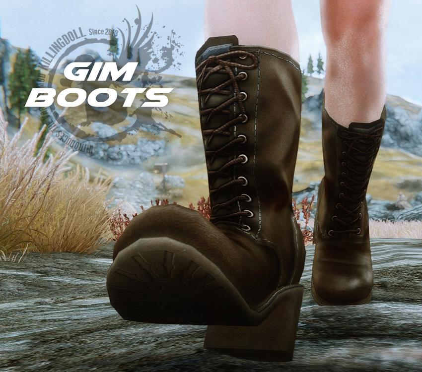 Gim Boots