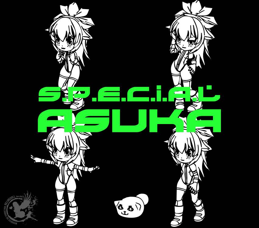 S.P.E.C.I.A.L Asuka