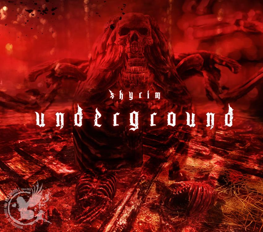 skyrim-underground