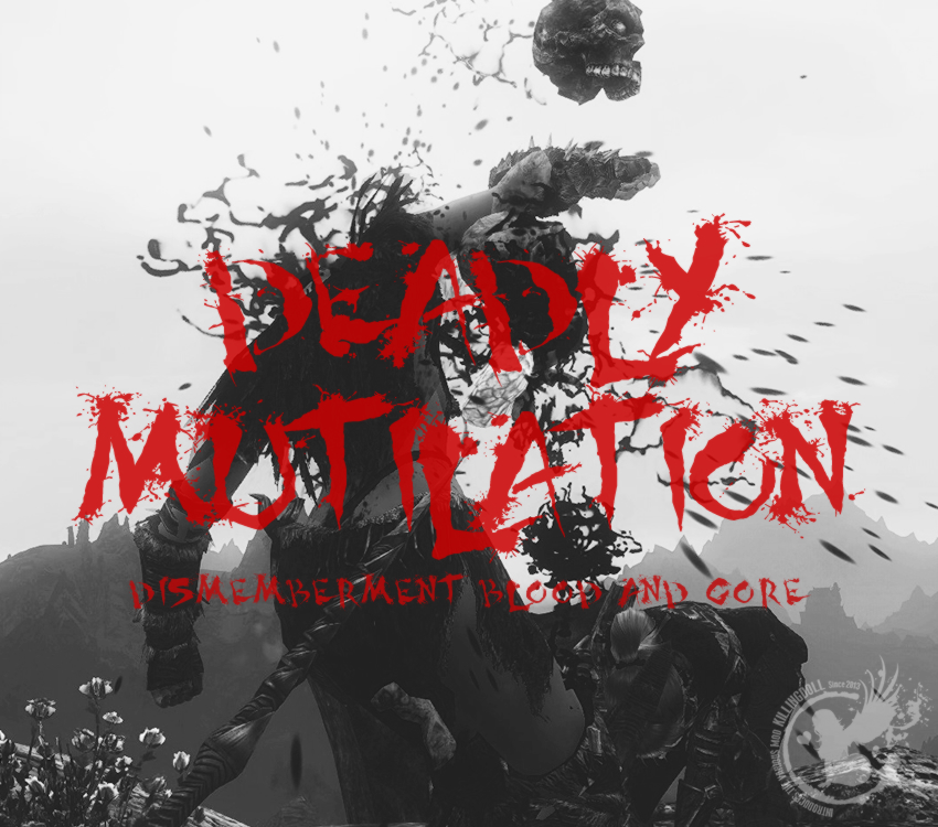 Deadly Mutilation – dismemberment blood and gore