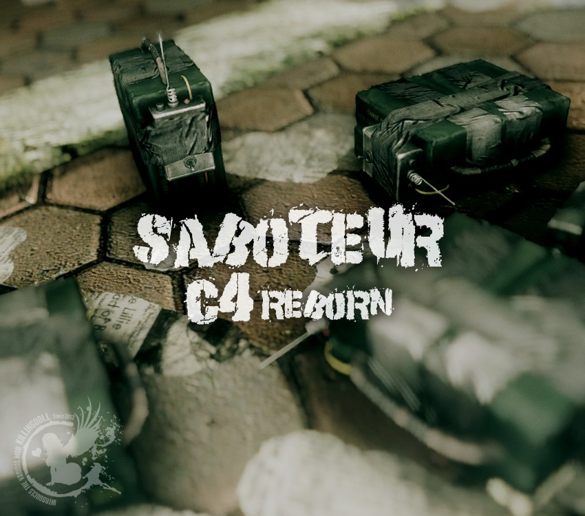 Saboteur – C4 Reborn