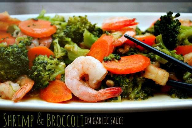 shrimp and broccoli header