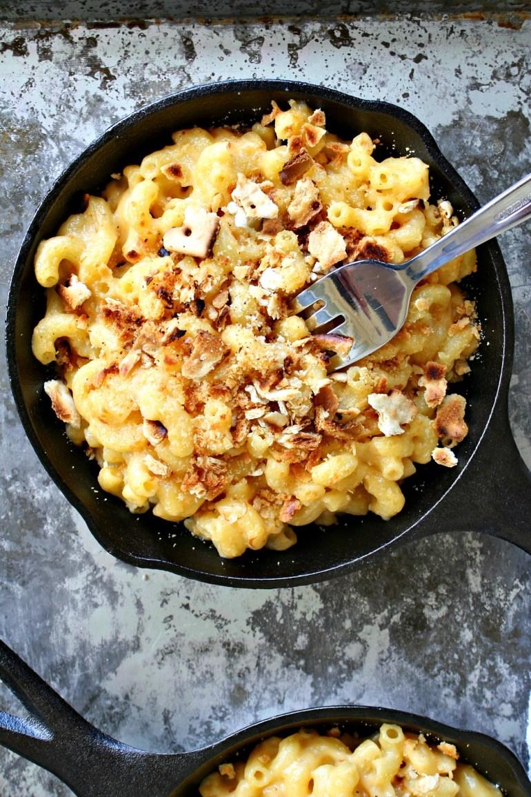 Horseradish Mac and Cheese 2