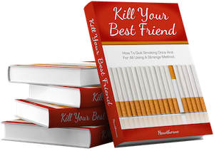 A stack of the Kill Your Best Friend Books