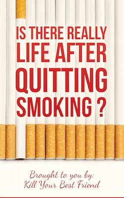 Life After Quitting Smoking Cover Front