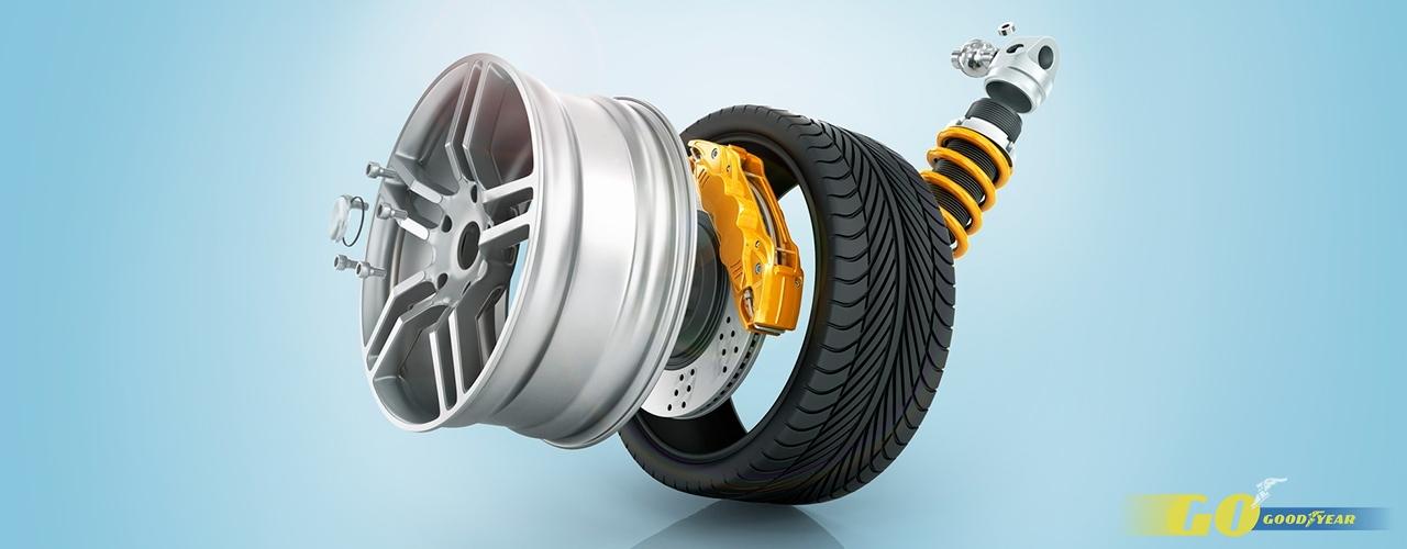 mecánica coches frenos