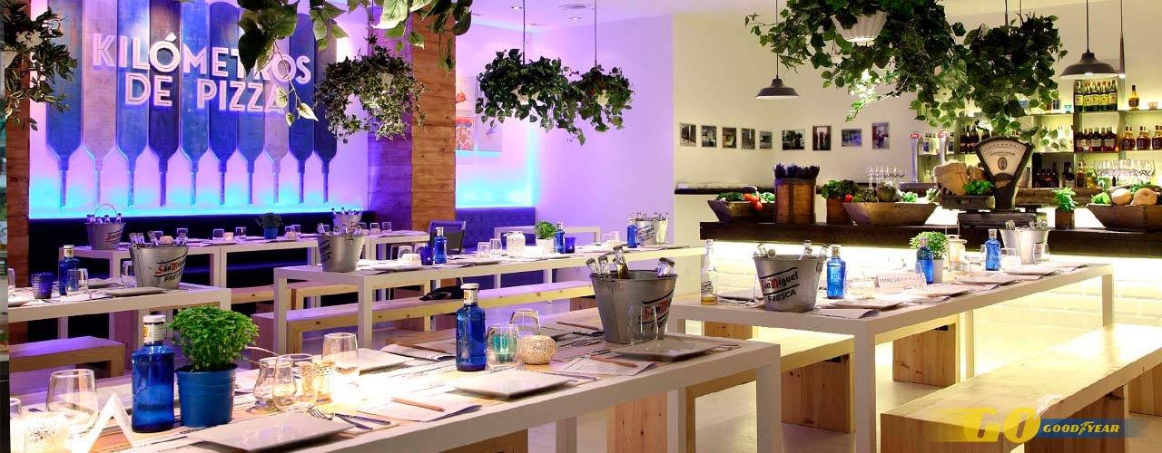 Restaurantes Kidsfriendly en Madrid