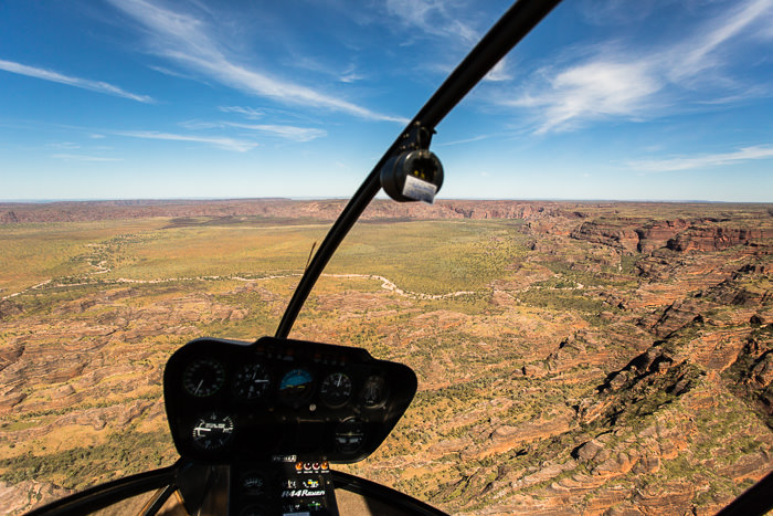 Bungle Bungles scenic flight