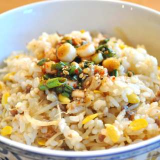 Rice with Soybean Sprouts (콩나물밥 Kongnamul Bap)