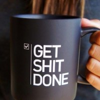Get(ting) Shit Done #GTD #Productivity