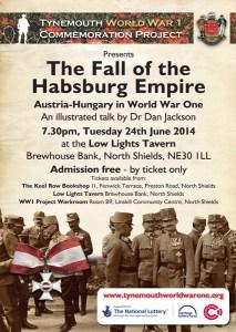 Fall of the Hapsburg Empire