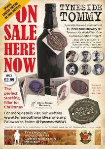 Tyneside Tommy on sale
