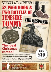Tyneside Tommy offer