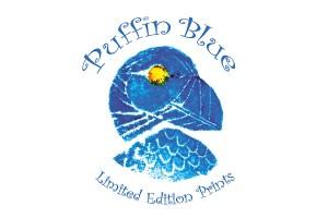 Puffin Blue Prints