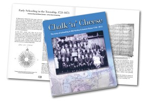 Chalk 'n' Cheese - history book